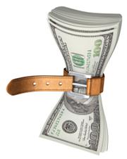 Hvis din gældssanering går igennem, skal man leve efter et stramt budget