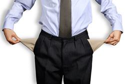Med en konkurs tvinges du til at få endevendt din økonomi godt og grundigt