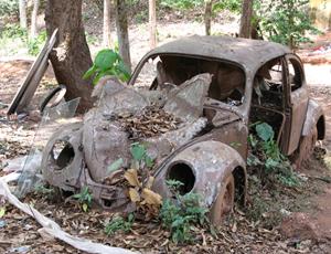 En bil er et dyrt transportmiddel