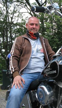 Måske bliver en Harley Davidson en af mine næste mål. Den er herlig at køre på!